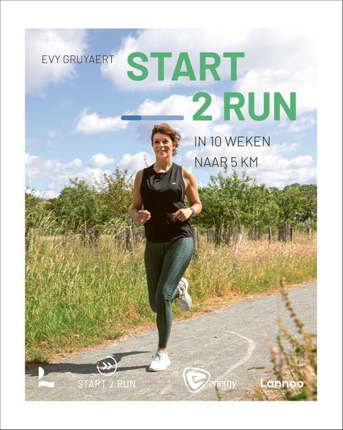 Ontdek het Start 2 Run boek