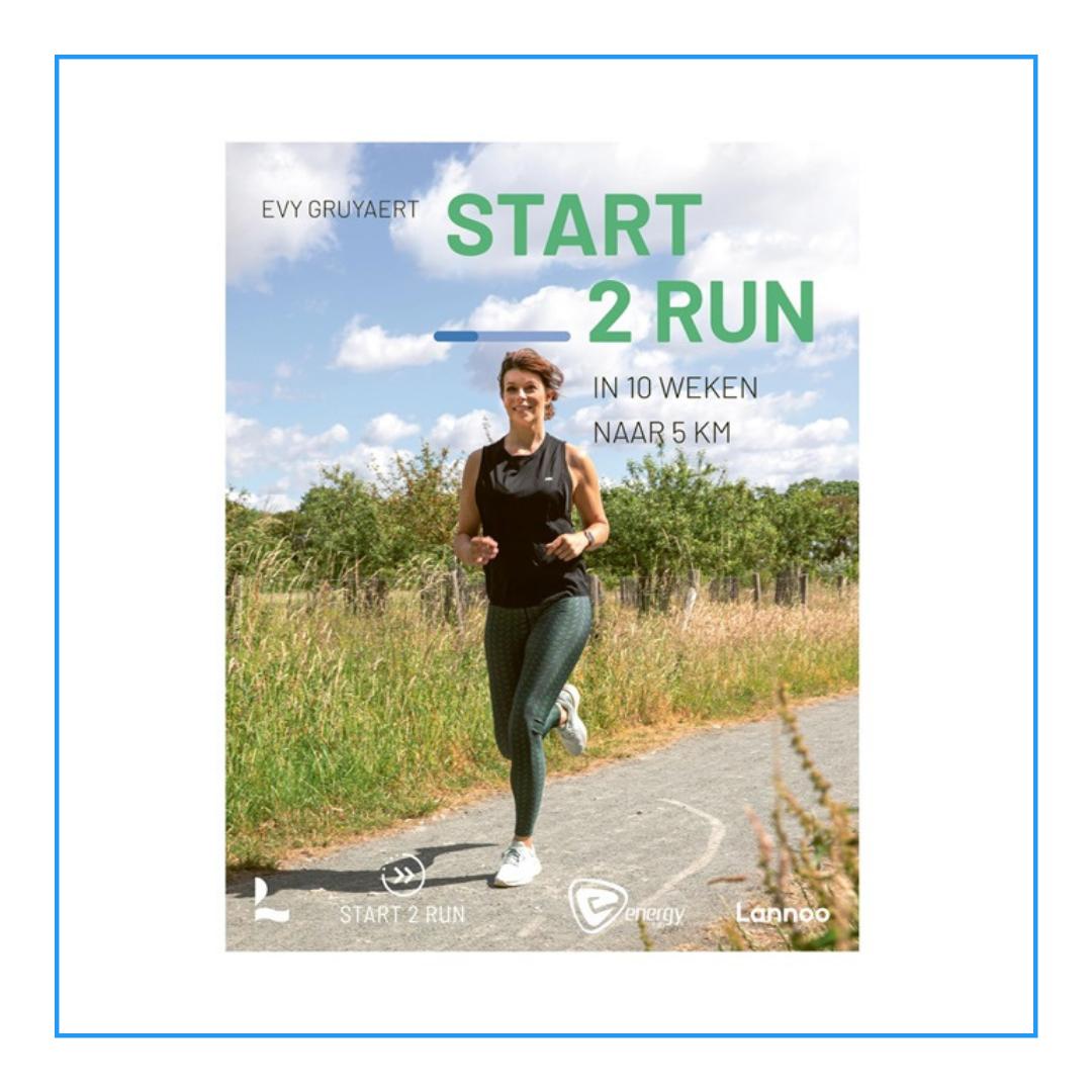 Start 2 Run boek - editie 2021