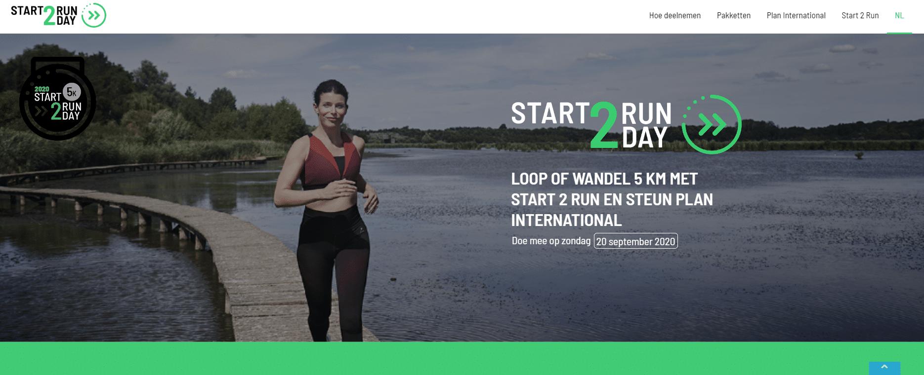 Start 2 Run day 2020