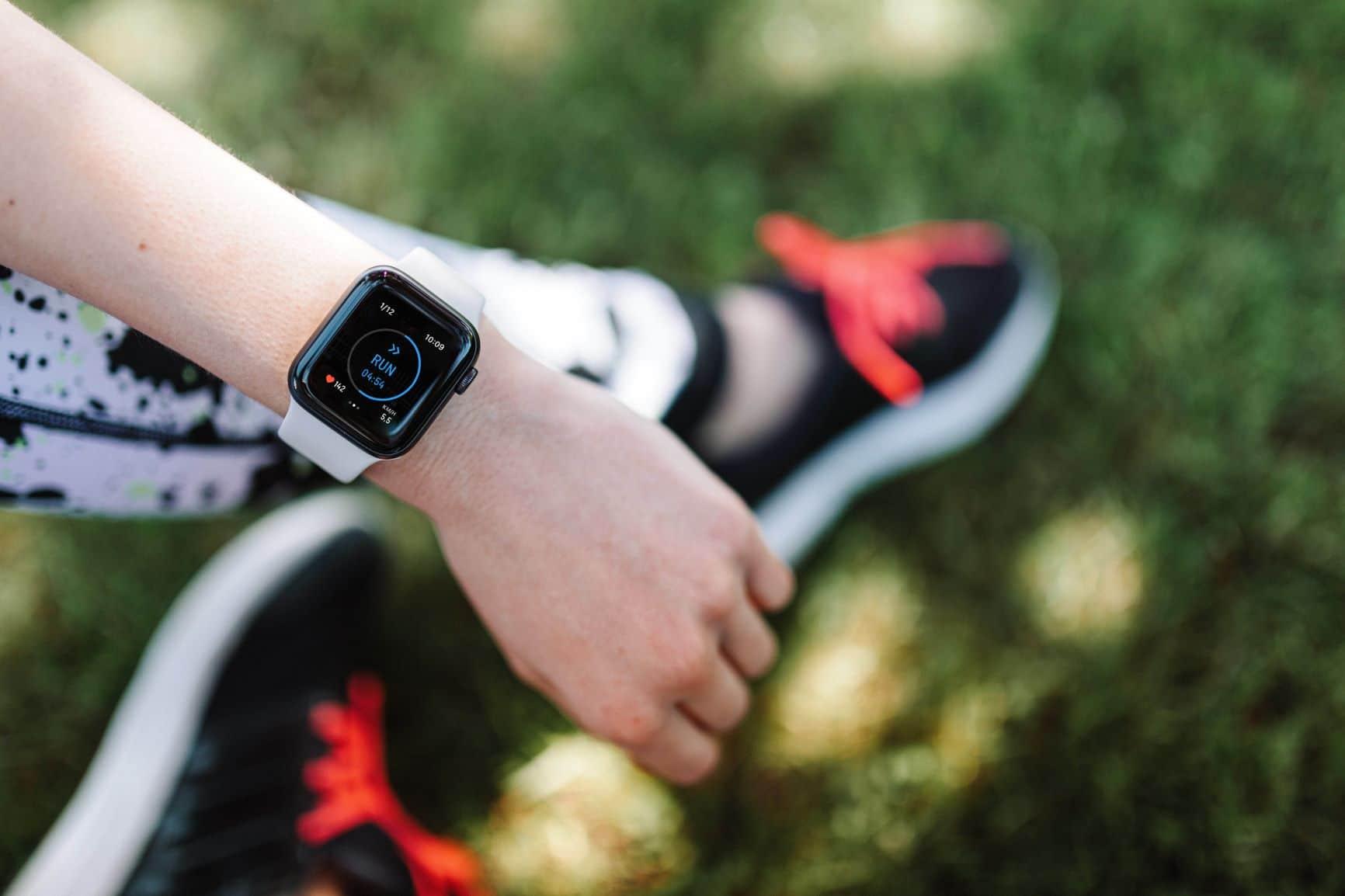 applewatch 4 Start 2 Run