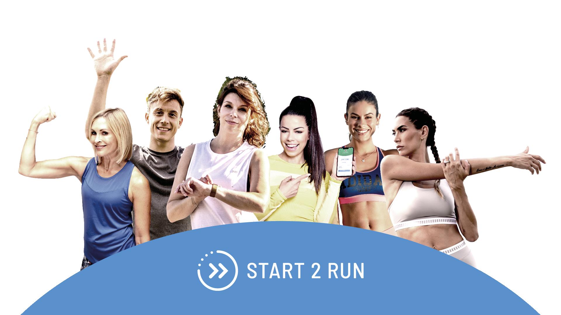 Start 2 Run coaches