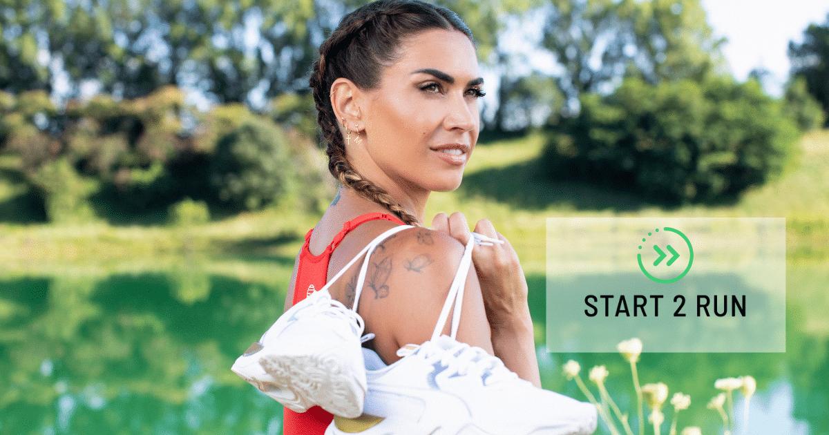 Start 2 Run con Melissa Satta